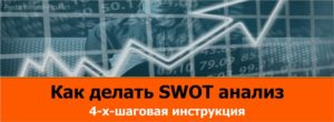 Как делать SWOT-анализ